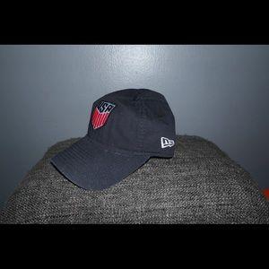 New Era USNT Strap Hat